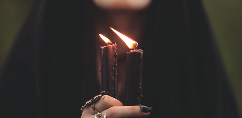 Магия Черных свечей